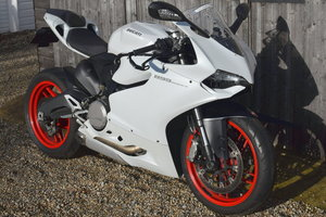 Picture of Ducati 899 Panigale ABS (2 owners, 7100 miles) 2013 63 Reg SOLD