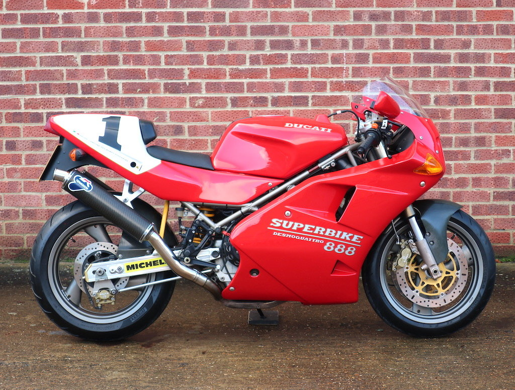 1993 Ducati 888 SP5 For Sale (picture 1 of 7)