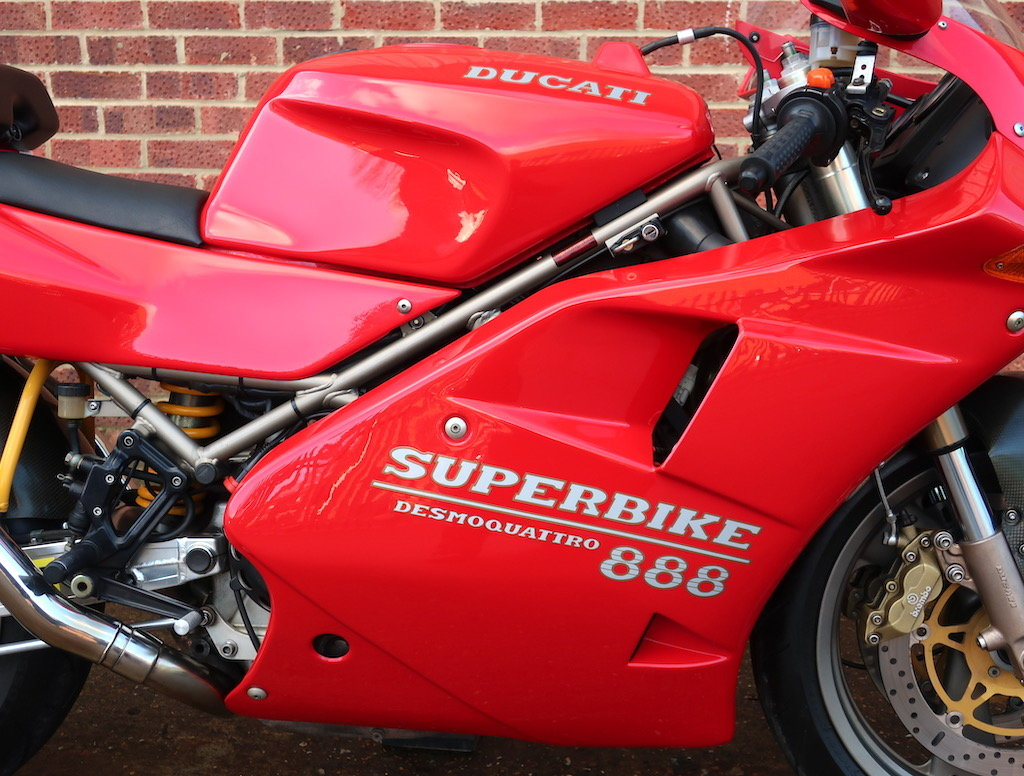 1993 Ducati 888 SP5 For Sale (picture 3 of 7)
