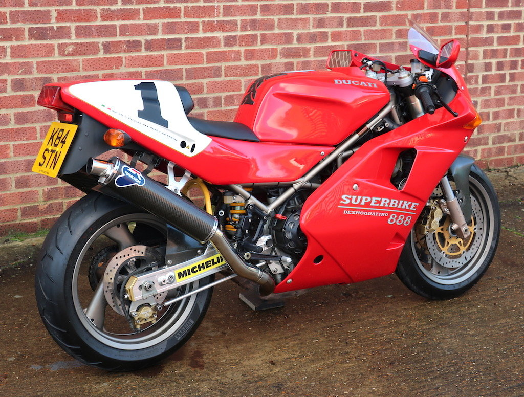1993 Ducati 888 SP5 For Sale (picture 4 of 7)
