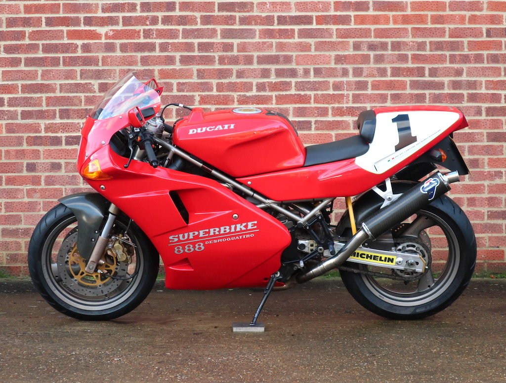 1993 Ducati 888 SP5 For Sale (picture 5 of 7)