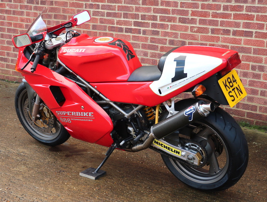 1993 Ducati 888 SP5 For Sale (picture 6 of 7)