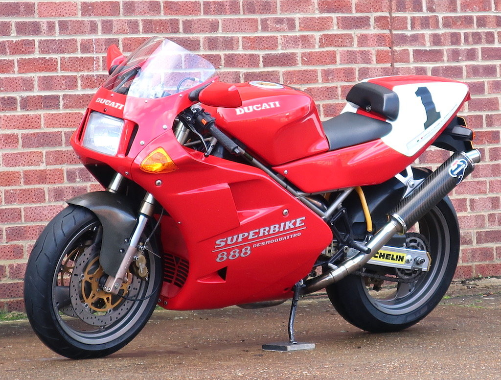1993 Ducati 888 SP5 For Sale (picture 7 of 7)