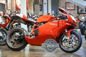 Ducati 749S Termignoni excellent Low mileage UK Example