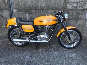 Ducati Desmo 450cc Single Cylinder
