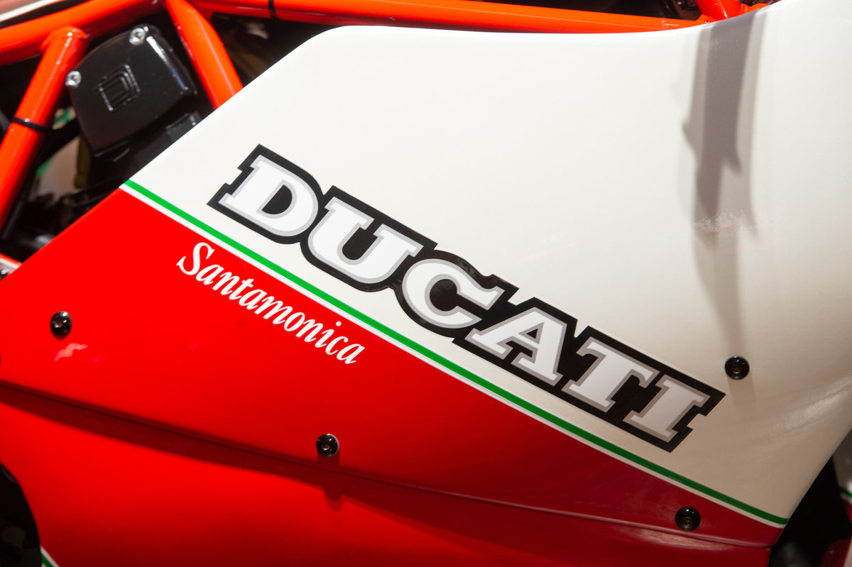1998 Ducati F750 Santamonica One of only 204 Produced For Sale (picture 3 of 12)