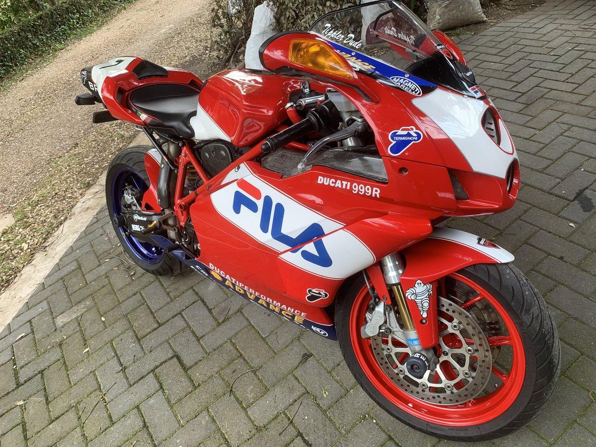 2005 Ducati 999 Race Replica For Sale (picture 1 of 5)