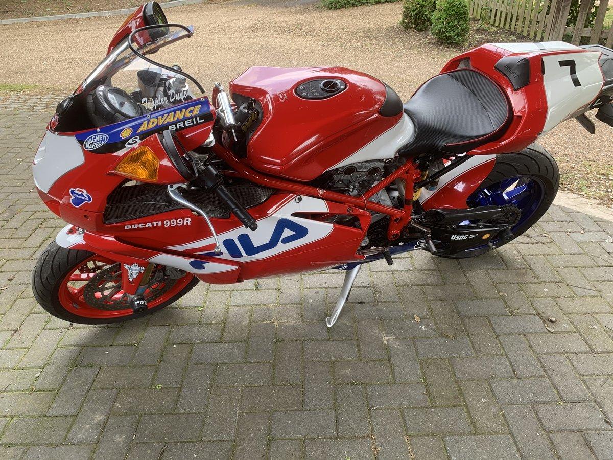 2005 Ducati 999 Race Replica For Sale (picture 2 of 5)