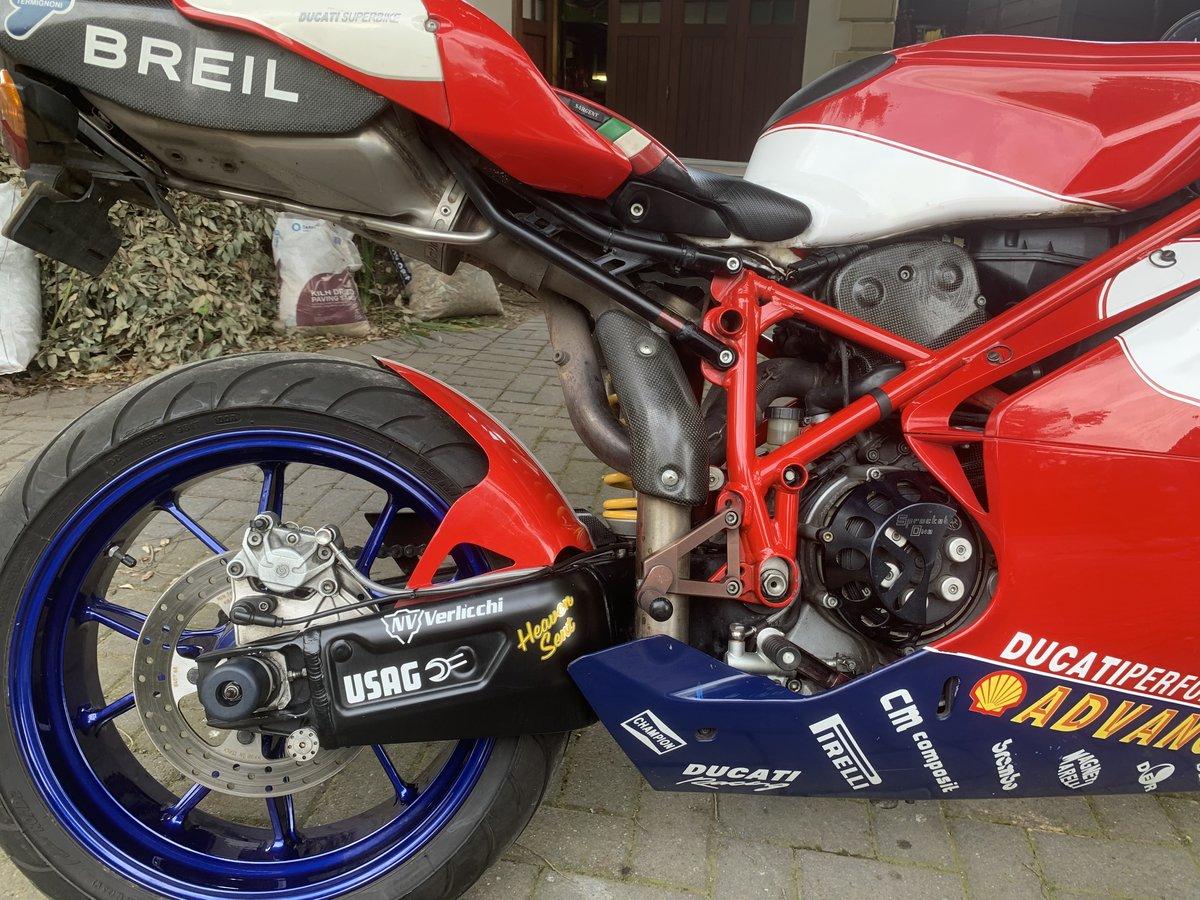 2005 Ducati 999 Race Replica For Sale (picture 4 of 5)