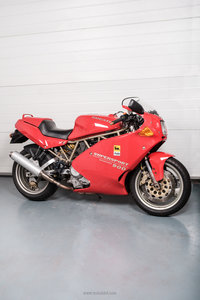 Ducati 900 SS Future classic? a proper bike