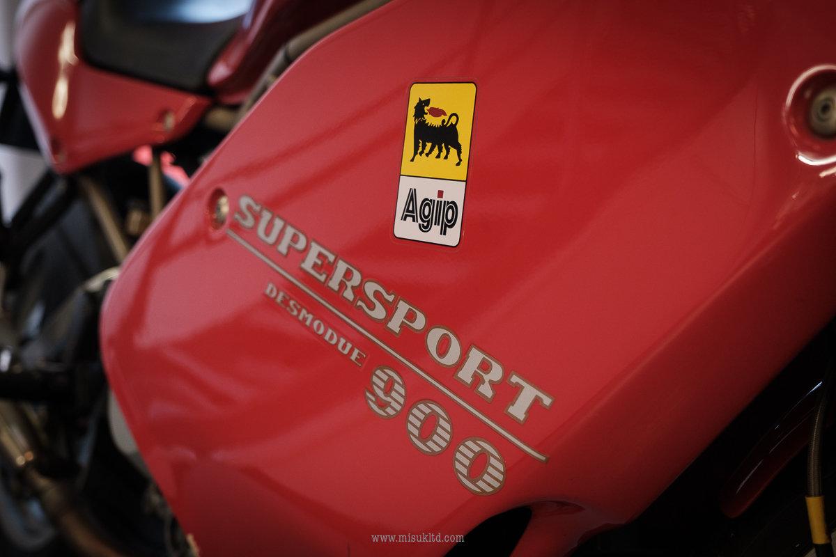 1996 Ducati 900 SS Future classic? a proper bike For Sale (picture 3 of 8)