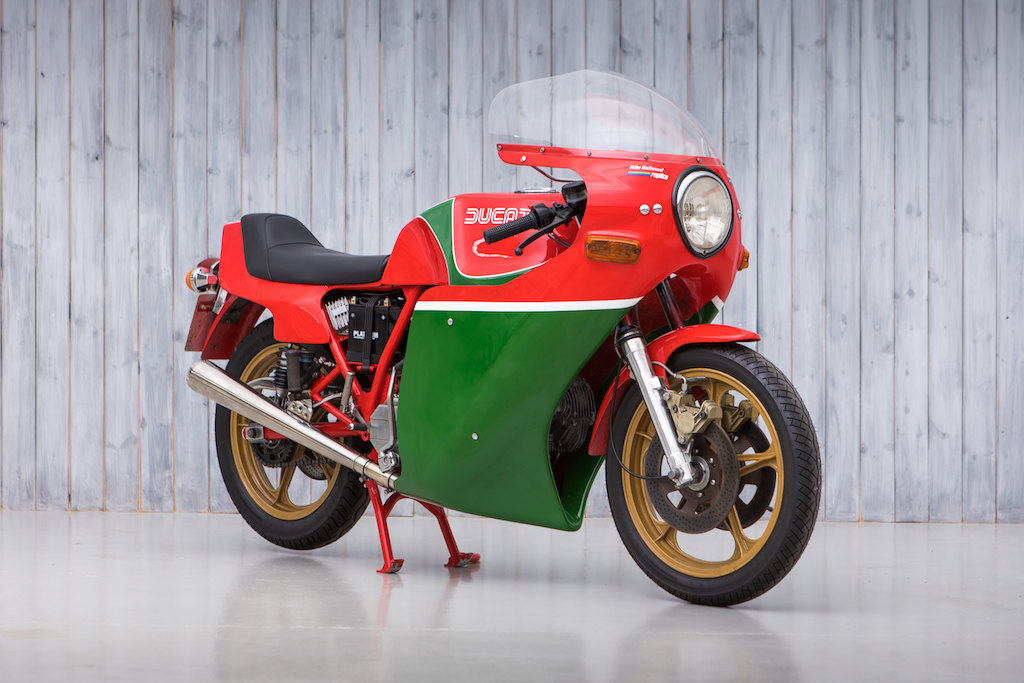 1979 The 17th Produced Ducati 900 SS Mike Hailwood For Sale (picture 1 of 10)