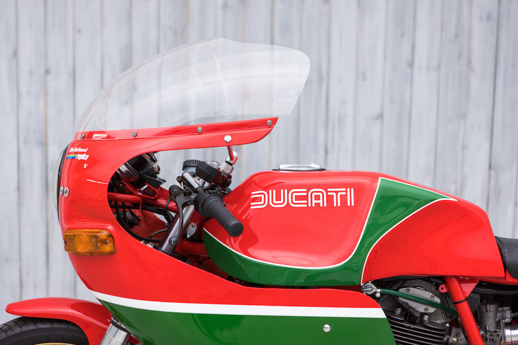 1979 The 17th Produced Ducati 900 SS Mike Hailwood For Sale (picture 3 of 10)