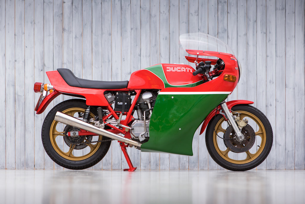 1979 The 17th Produced Ducati 900 SS Mike Hailwood For Sale (picture 4 of 10)