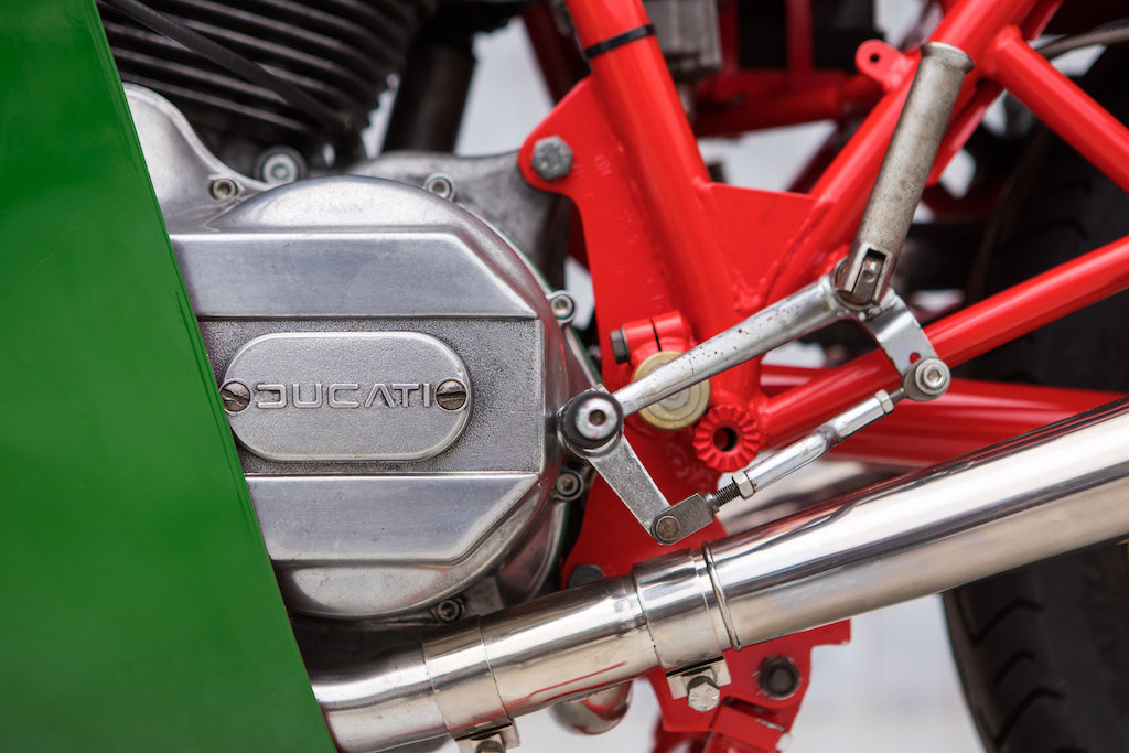 1979 The 17th Produced Ducati 900 SS Mike Hailwood For Sale (picture 7 of 10)