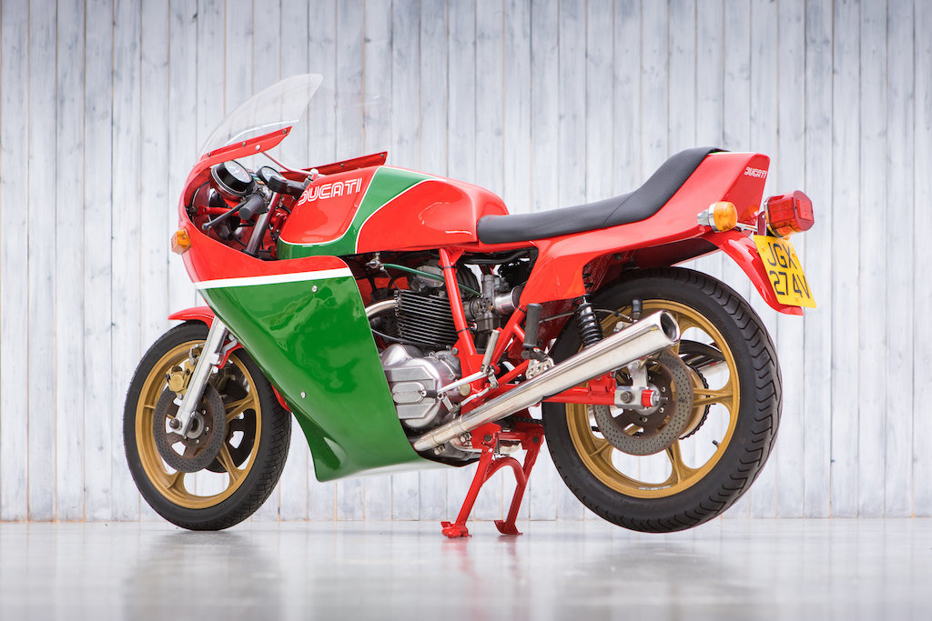 1979 The 17th Produced Ducati 900 SS Mike Hailwood For Sale (picture 8 of 10)