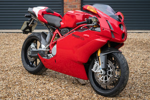 MK1 Ducati 749R No.303 only 2,410 miles