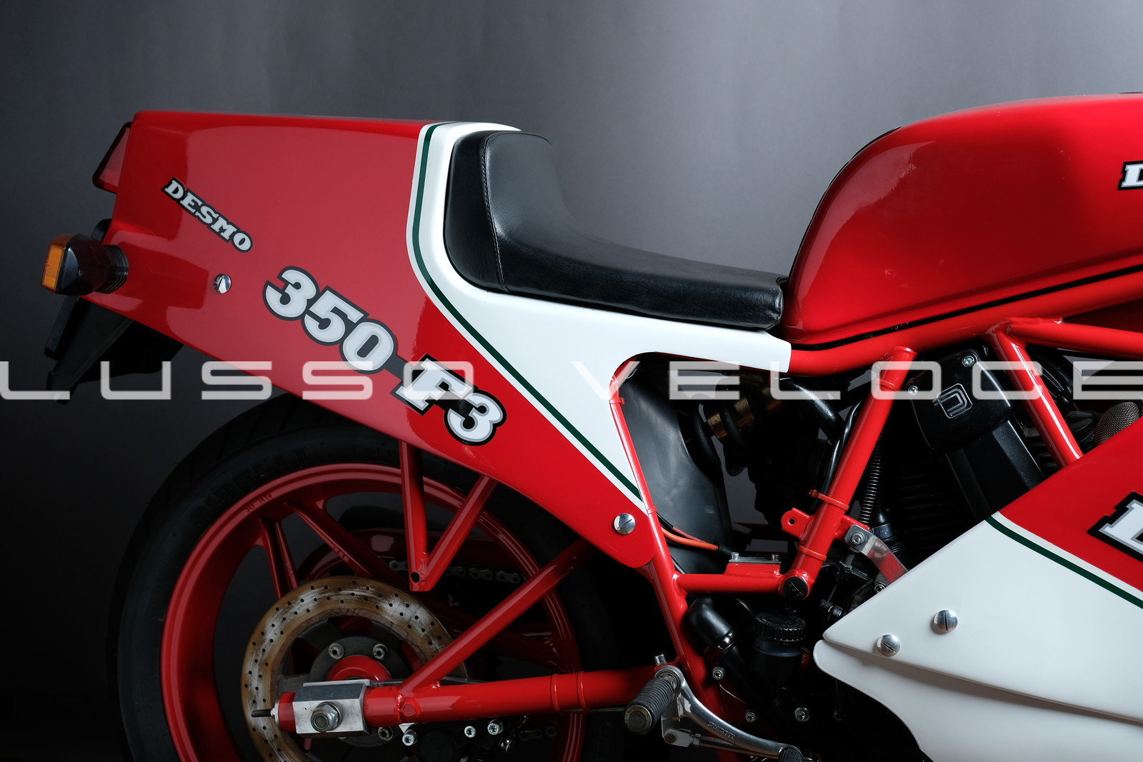 1986 Rare Ducati F3 350 fully restored For Sale (picture 3 of 15)