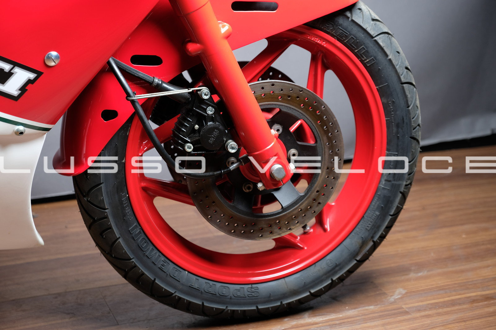1986 Rare Ducati F3 350 fully restored For Sale (picture 5 of 15)