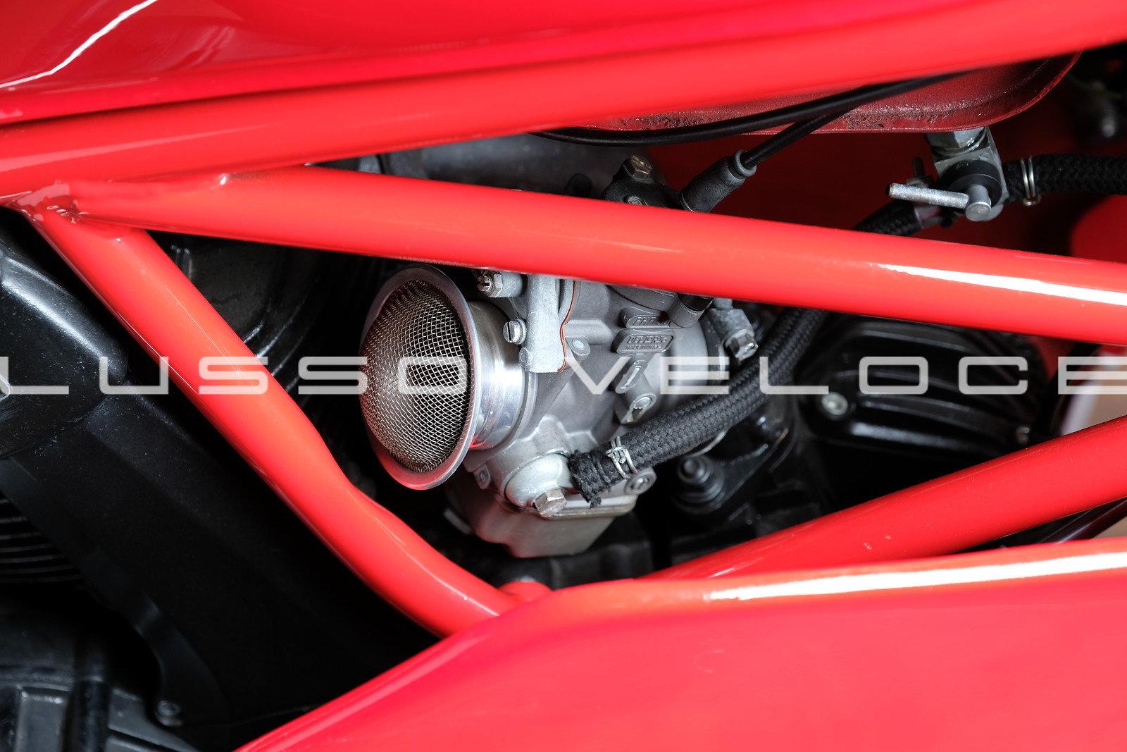 1986 Rare Ducati F3 350 fully restored For Sale (picture 6 of 15)