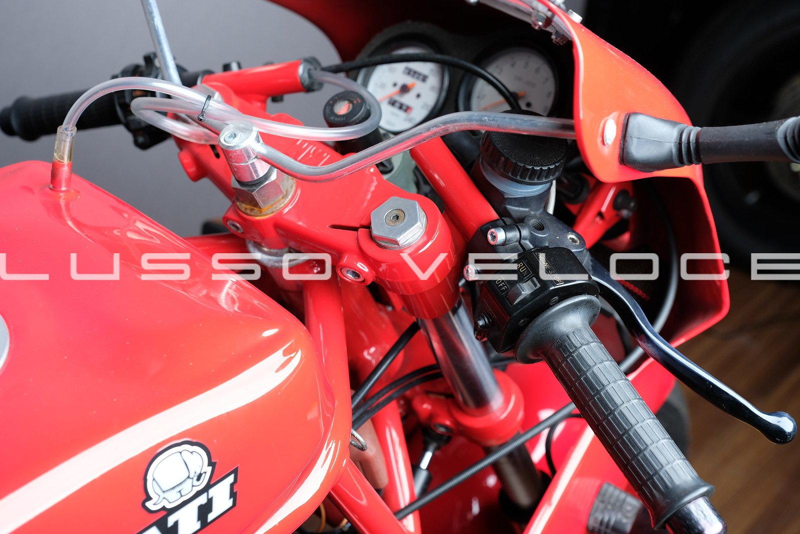 1986 Rare Ducati F3 350 fully restored For Sale (picture 8 of 15)