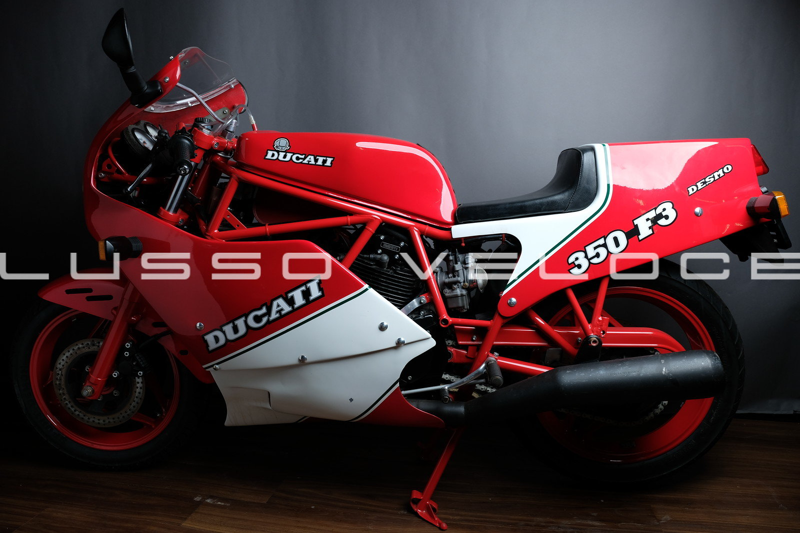 1986 Rare Ducati F3 350 fully restored For Sale (picture 11 of 15)