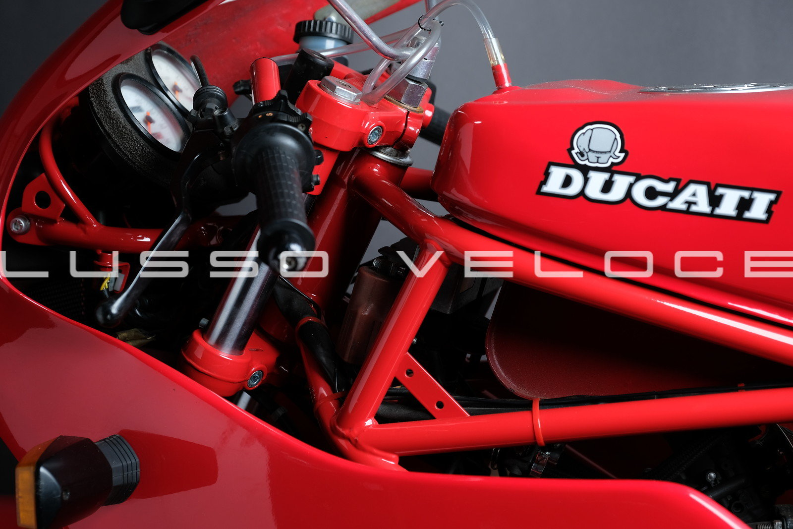 1986 Rare Ducati F3 350 fully restored For Sale (picture 15 of 15)