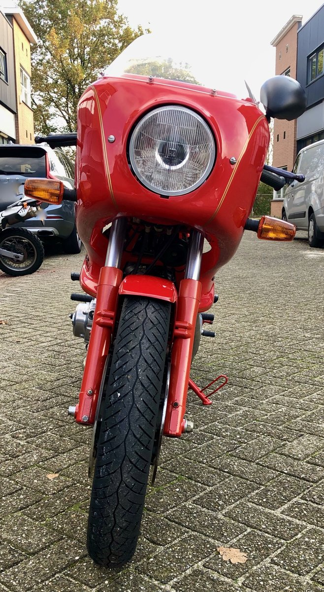 1985 Ducati S2 Mille - excellent condition, low mileage #105 For Sale (picture 3 of 8)