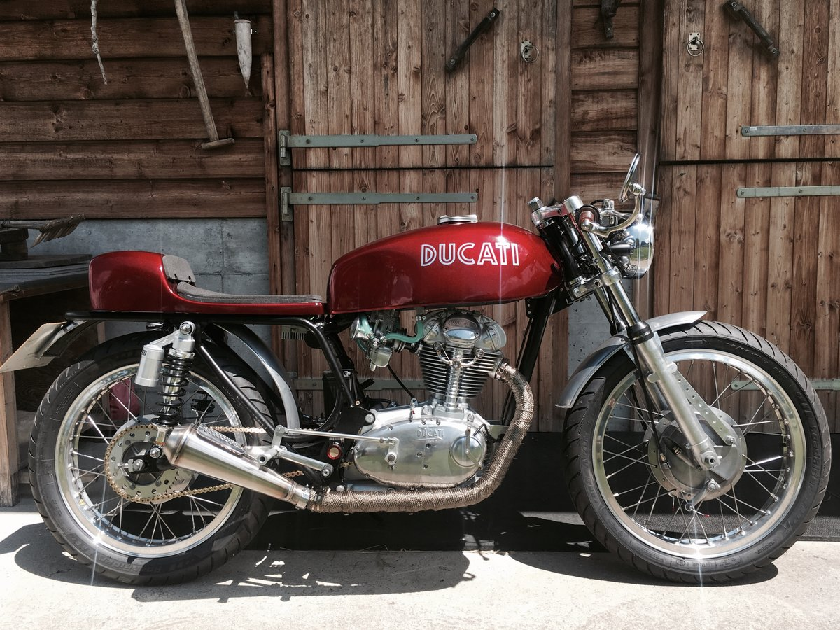 Picture of 1974 Ducati Bevel Single Special For Sale