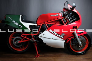 Picture of 1986 Ducati F1 750 pantah great original example For Sale