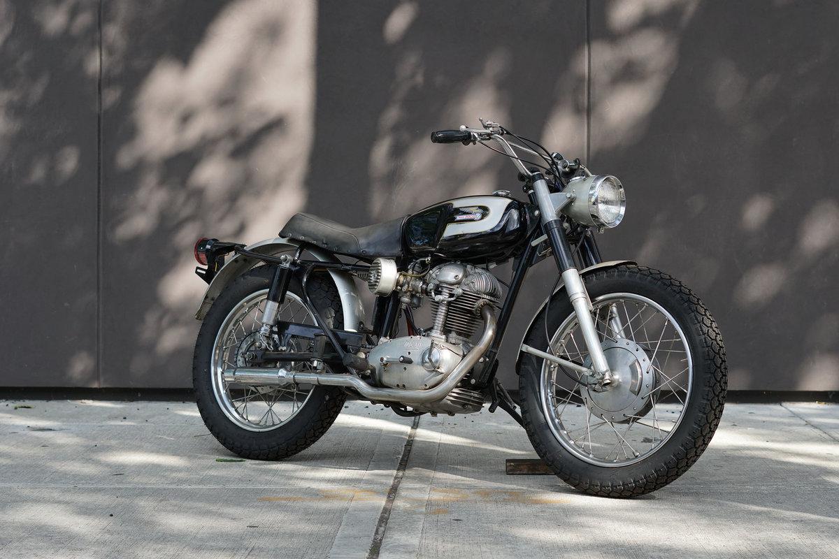 1967 Ducati 250 Scrambler For Sale (picture 1 of 12)