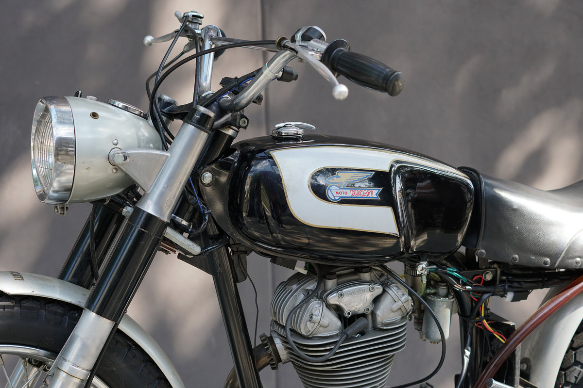 1967 Ducati 250 Scrambler For Sale (picture 2 of 12)
