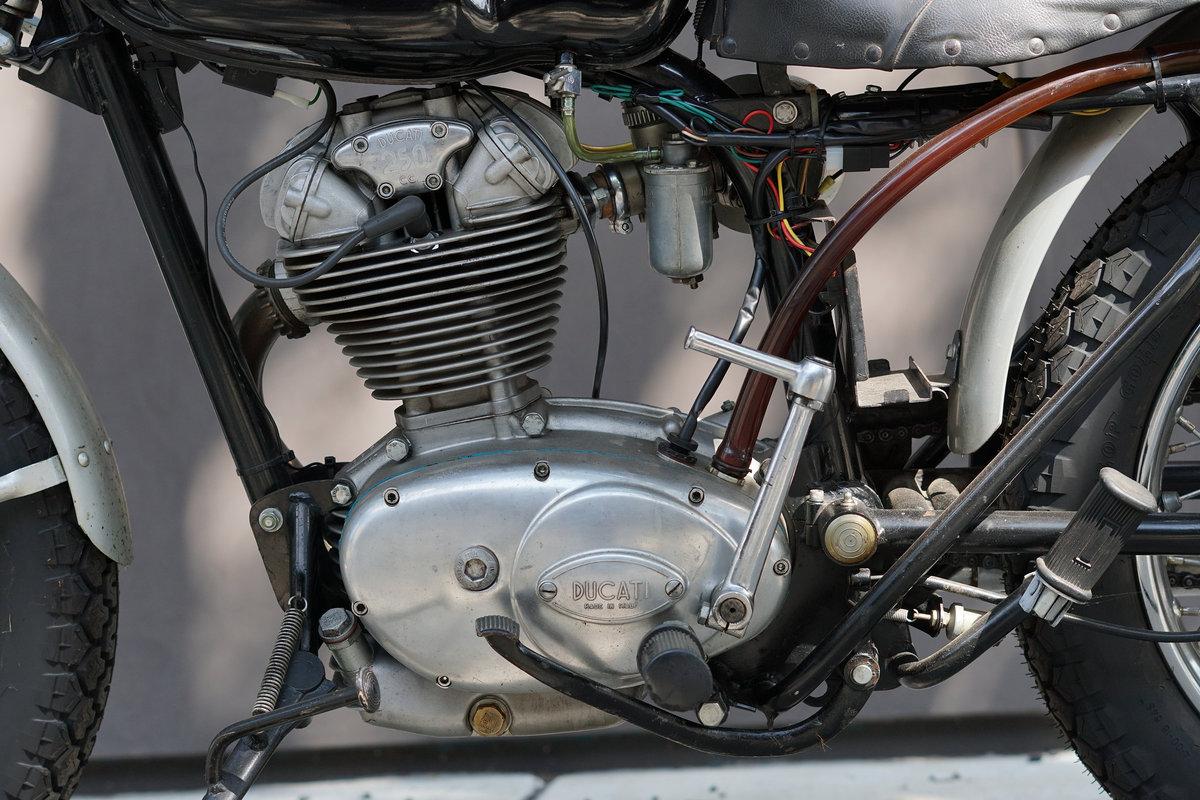 1967 Ducati 250 Scrambler For Sale (picture 3 of 12)