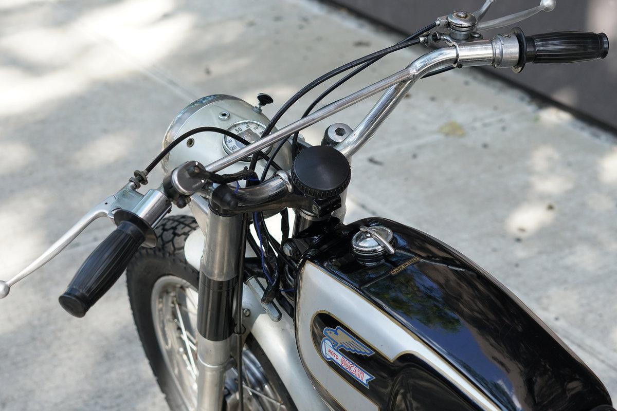 1967 Ducati 250 Scrambler For Sale (picture 4 of 12)