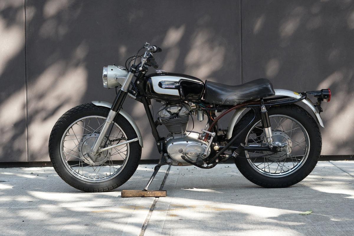 1967 Ducati 250 Scrambler For Sale (picture 8 of 12)