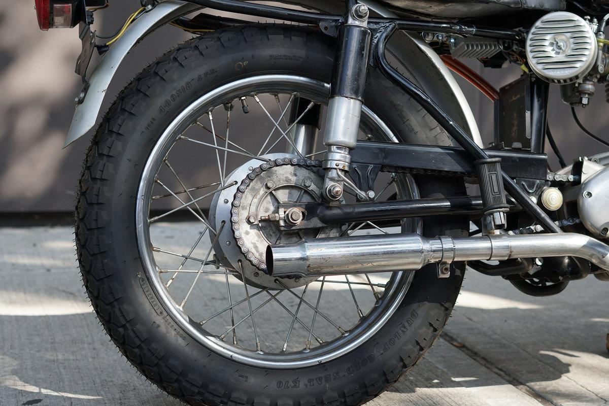 1967 Ducati 250 Scrambler For Sale (picture 10 of 12)