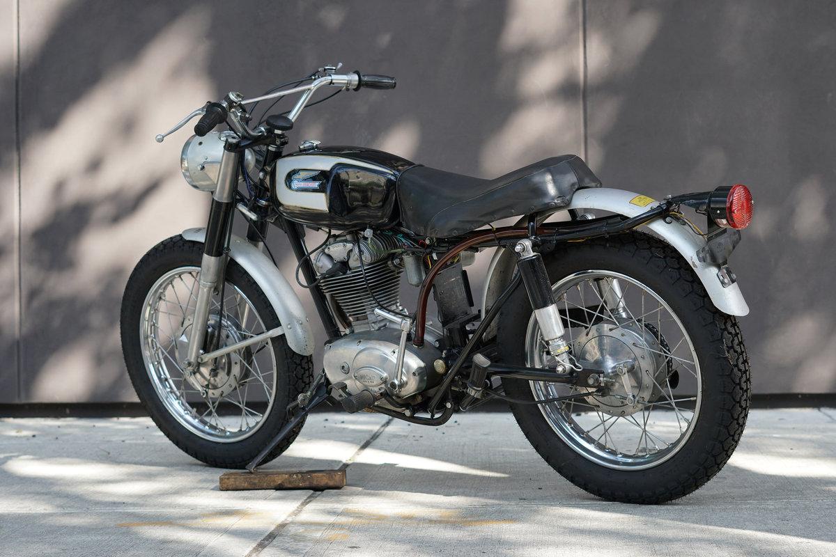 1967 Ducati 250 Scrambler For Sale (picture 11 of 12)