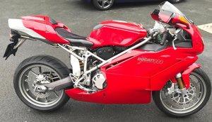 Picture of 2003 Ducati 999 Super Sports For Sale