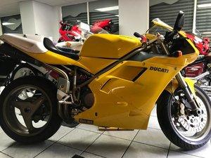 Picture of 1998 Ducati 748 SPS Super Soprts For Sale