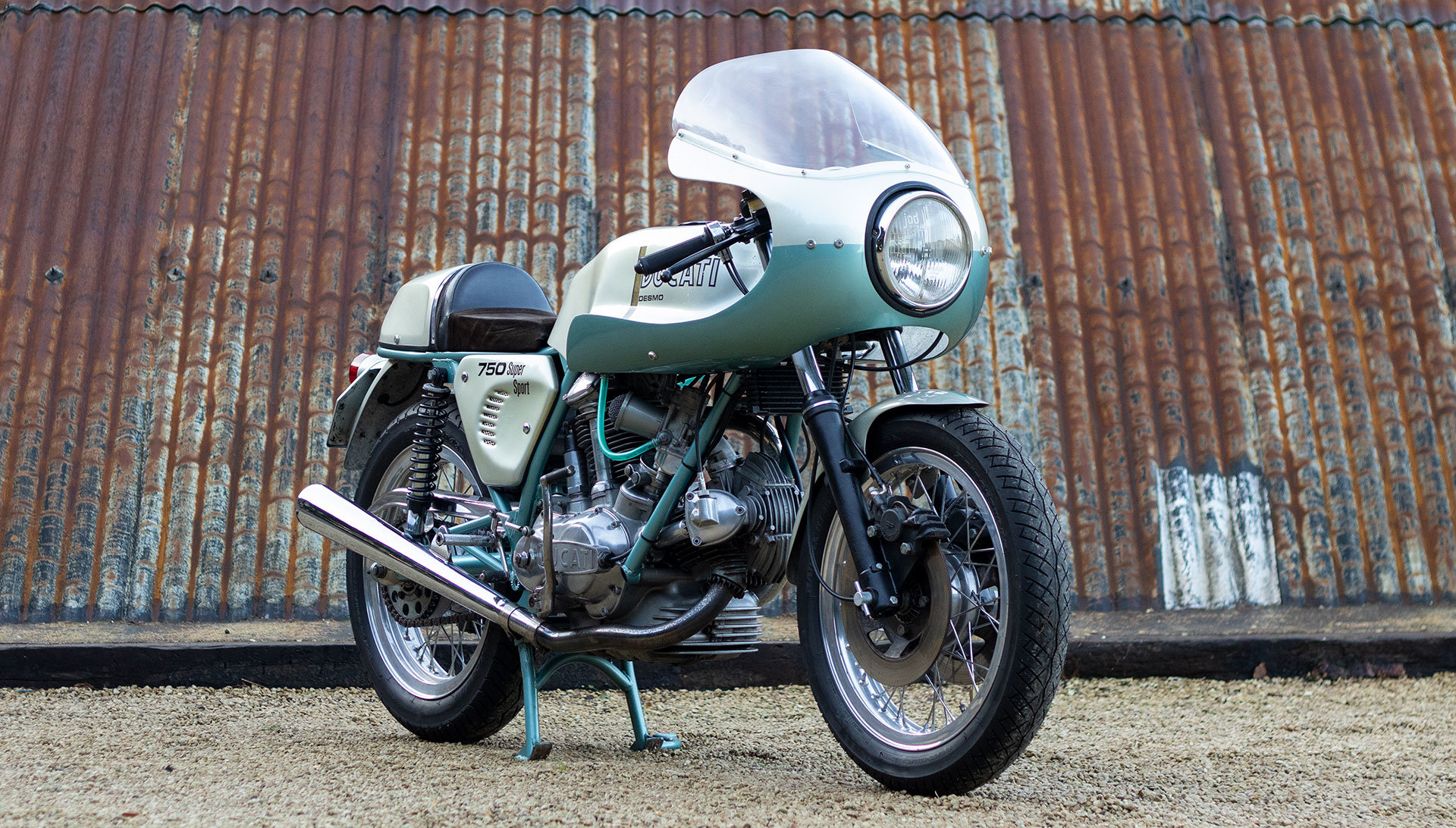 1974 Ducati 750 SS 'Green Frame' - Genuine with Falloon Report For Sale (picture 5 of 17)