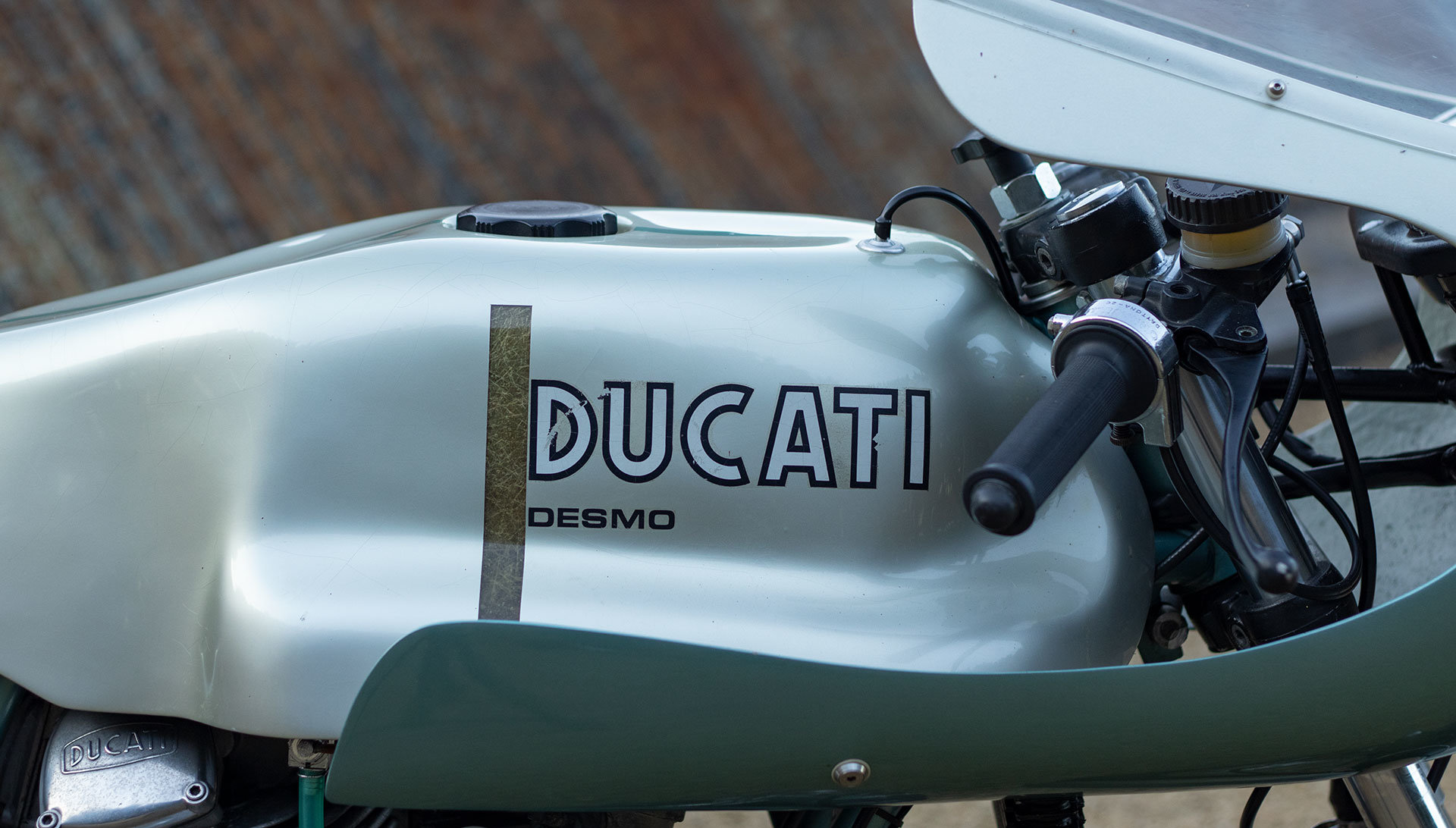 1974 Ducati 750 SS 'Green Frame' - Genuine with Falloon Report For Sale (picture 10 of 17)