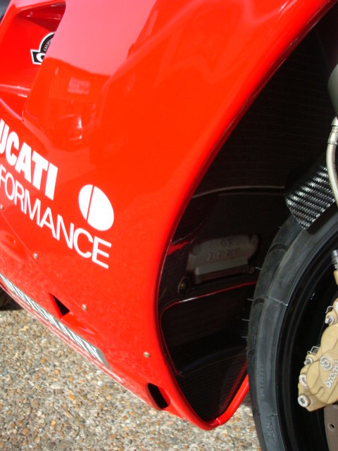 Ducati 748 SPS FOGGY REP 1998-R **MINT**LOW MILES** For Sale (picture 4 of 12)