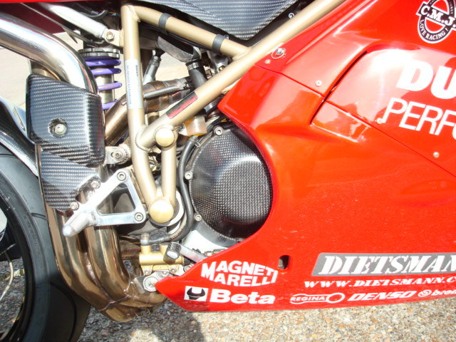 Ducati 748 SPS FOGGY REP 1998-R **MINT**LOW MILES** For Sale (picture 5 of 12)