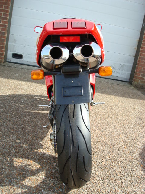 Ducati 748 SPS FOGGY REP 1998-R **MINT**LOW MILES** For Sale (picture 7 of 12)