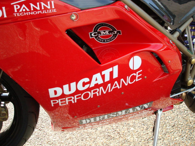 Ducati 748 SPS FOGGY REP 1998-R **MINT**LOW MILES** For Sale (picture 10 of 12)
