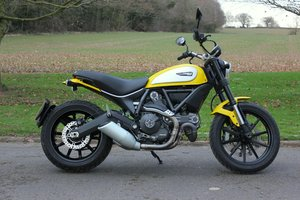 Picture of 2015 Ducati Scrambler 800 Icon - Belts just done.... SOLD
