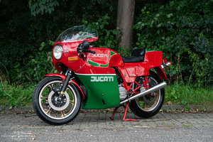 Picture of 1983 DUCATI DM900R RACING MOTORCYCLE, 1 of 300 ever produced For Sale
