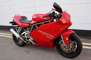 Picture of 1993 Ducati 900SS - Non runner For Sale