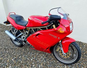 Picture of 1998 Ducati 750SS SuperSport Just 11000 Miles Last Of The Classic For Sale