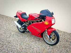 Picture of 1997 Ducati 600 SuperSport Excellent Genuine Low Mileage For Sale